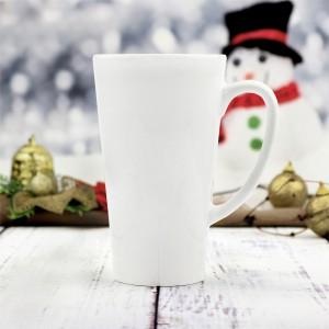 kubek latte - prezent mikołajkowy