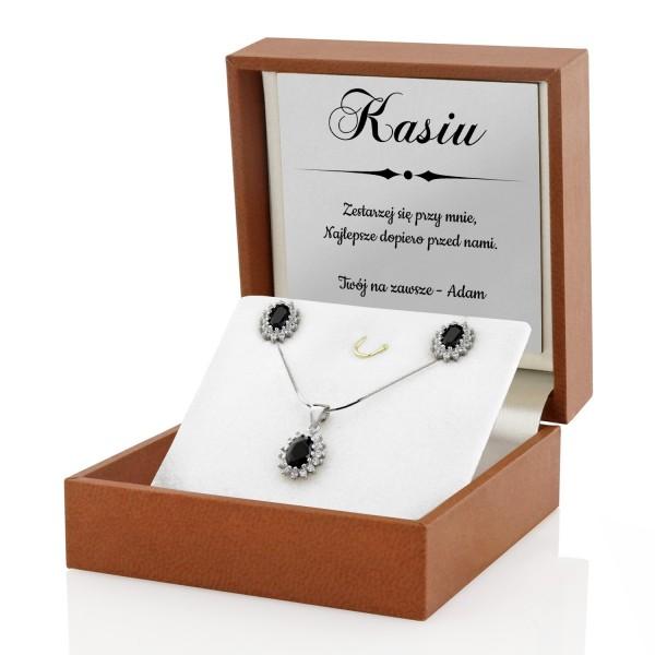 biżuteria na prezent dla żony