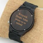zegarek z grawerem - prezent dla niego