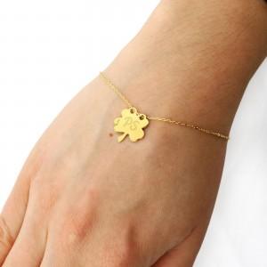 bransoletka celebrytka na prezent dla dziewczyny