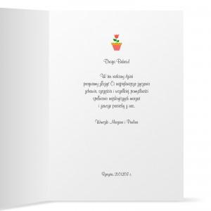 kartka z życzeniami na dzień babci