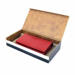 portfel z grawerem na prezent dla babci na święta