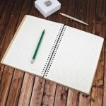 personalizowany notatnik