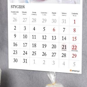 fotokalendarz dla dziadków