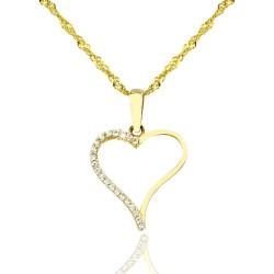 personalizowana złota biżuteria