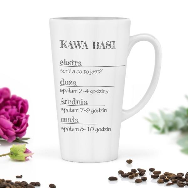 Ceramiczny kubek z nadrukiem imienia na prezent