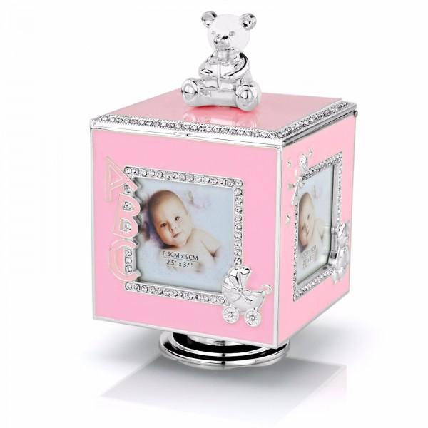 pudełko wspomnień na prezent dla dziewczynki