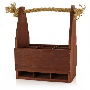 urodzinowy prezent dla niego drewniana skrzynka z grawerem
