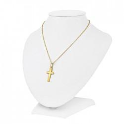 złota biżuteria na prezent z okazji I Komunii