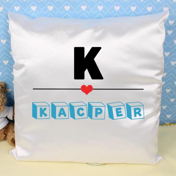 personalizowana poduszka z nadrukiem dla dziecka