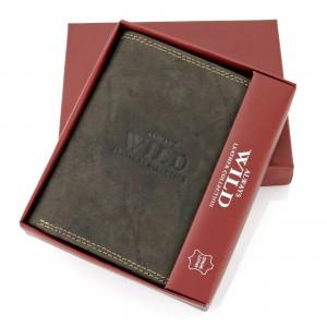 męski portfel skórzany z grawerem