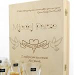 personalizowane szklanki do whisky na ślub