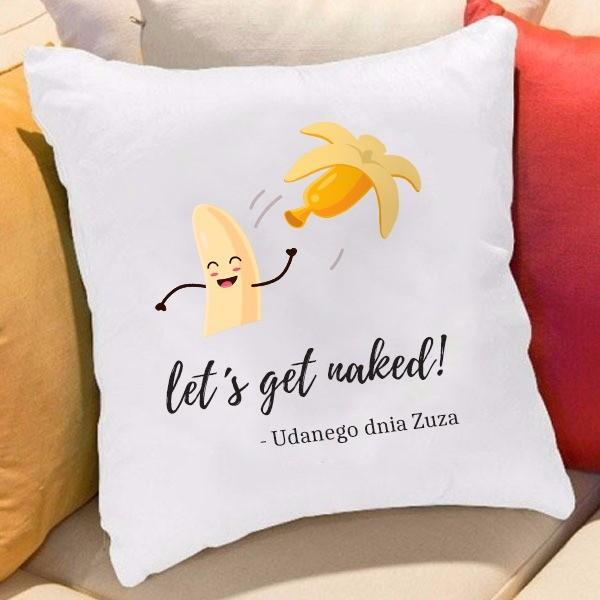 personalizowana poduszka dla niej