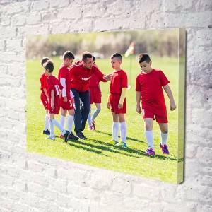 foto obraz na prezent dla trenera