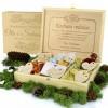 drewniana szkatułka na pamiątki z grawerem dedykacji