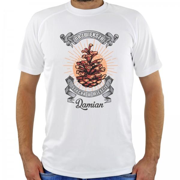 koszulka z nadrukiem na prezent dla chłopaka