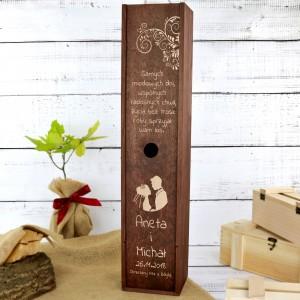 drzewko dębu na prezent na ślub