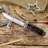 nóż z grawerem na prezent na święta