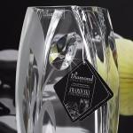 wazon z kryształem Swarowski na prezent
