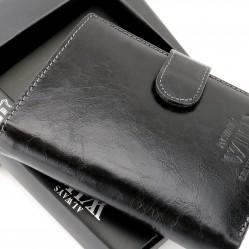 portfel skórzany z grawerem na prezent