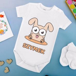 body na prezent dla niemowlaka