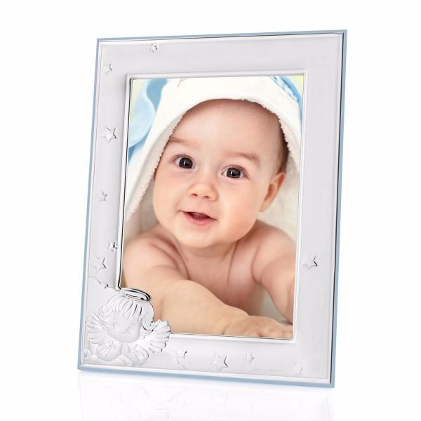 ramka na zdjęcie beltrami na prezent dla chłopczyka na chrzest