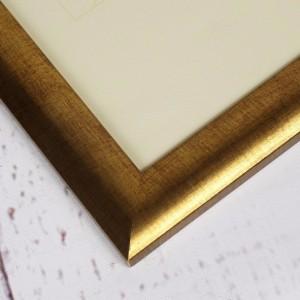 złota rama z obrazem z żydem na prezent na szczęście