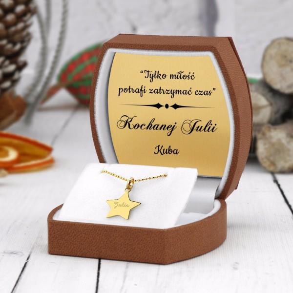 biżuteria na prezent dla niej