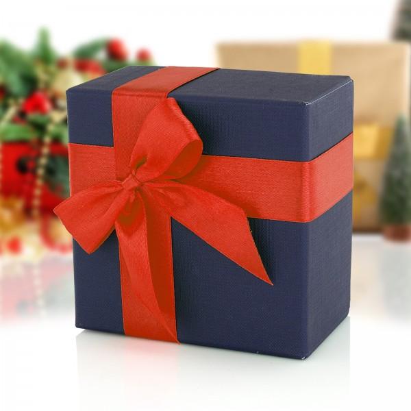 opakowanie na prezent świąteczny