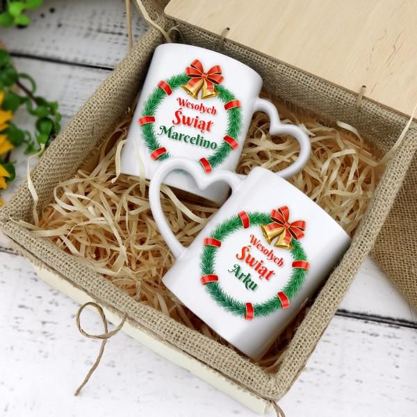 personalizowane kubki na prezent dla pary