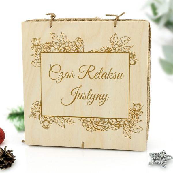 spersonalizowana szkatułka na prezent