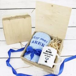 pomysł na prezent dla męża z personalizacją