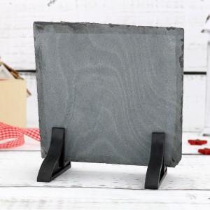 ozdobny granit ze zdjęciem na prezent
