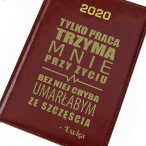 kalendarz na prezent dla niej na rok 2020