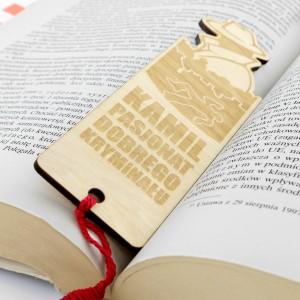 zakładka do książki na prezent