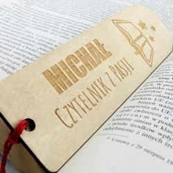oryginalna zakładka do książki na prezent
