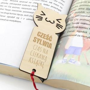 zakładka do książki na prezent dla dziecka