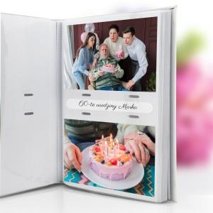 album na zdjęcia na urodziny