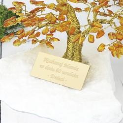 prezent dla mamy na urodziny drzewko szcześcia