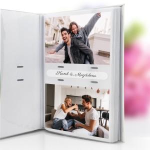album na zdjęcia dla pary