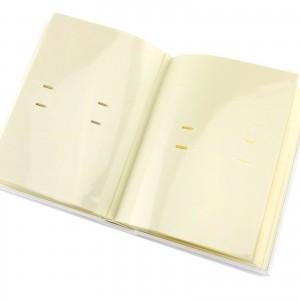 album na zdjęcia z personalizacją na prezent ślubny