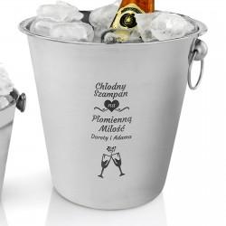 zestaw do lodu na prezent na ślub