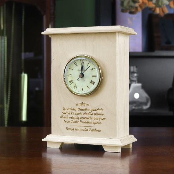 zegar dla dziadka na prezent