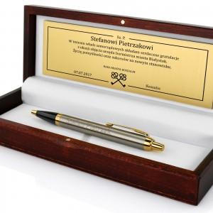 parker długopis na prezent z grawerem