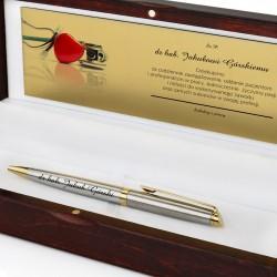 długopis na prezent z personalizacją