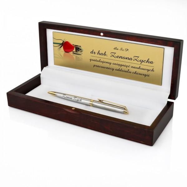 waterman długopis z grawerem na prezent