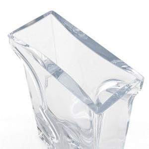 szklany wazon z grawerem na prezent