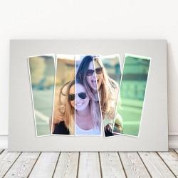 obraz ze zdjęcia na prezent na urodziny