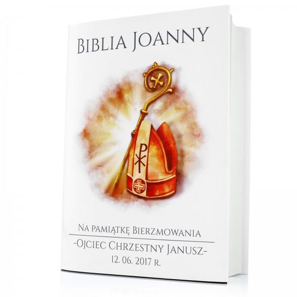 biblia na bierzmowanie