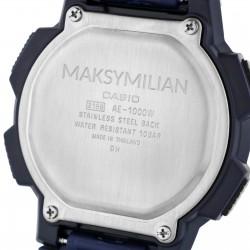 zegarek z grawerem na komunię